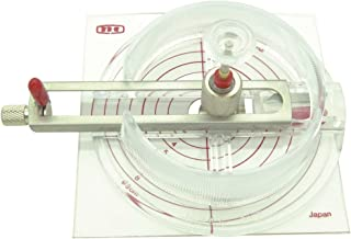 エヌティー カッター 円切りカッター 替刃付き クリア iC-1500P