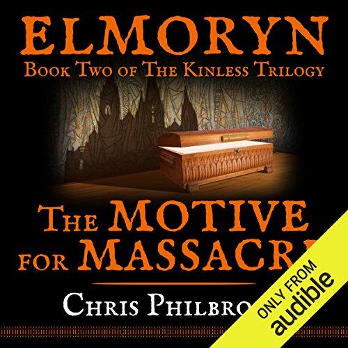 The Motive for Massacre audiobook cover art