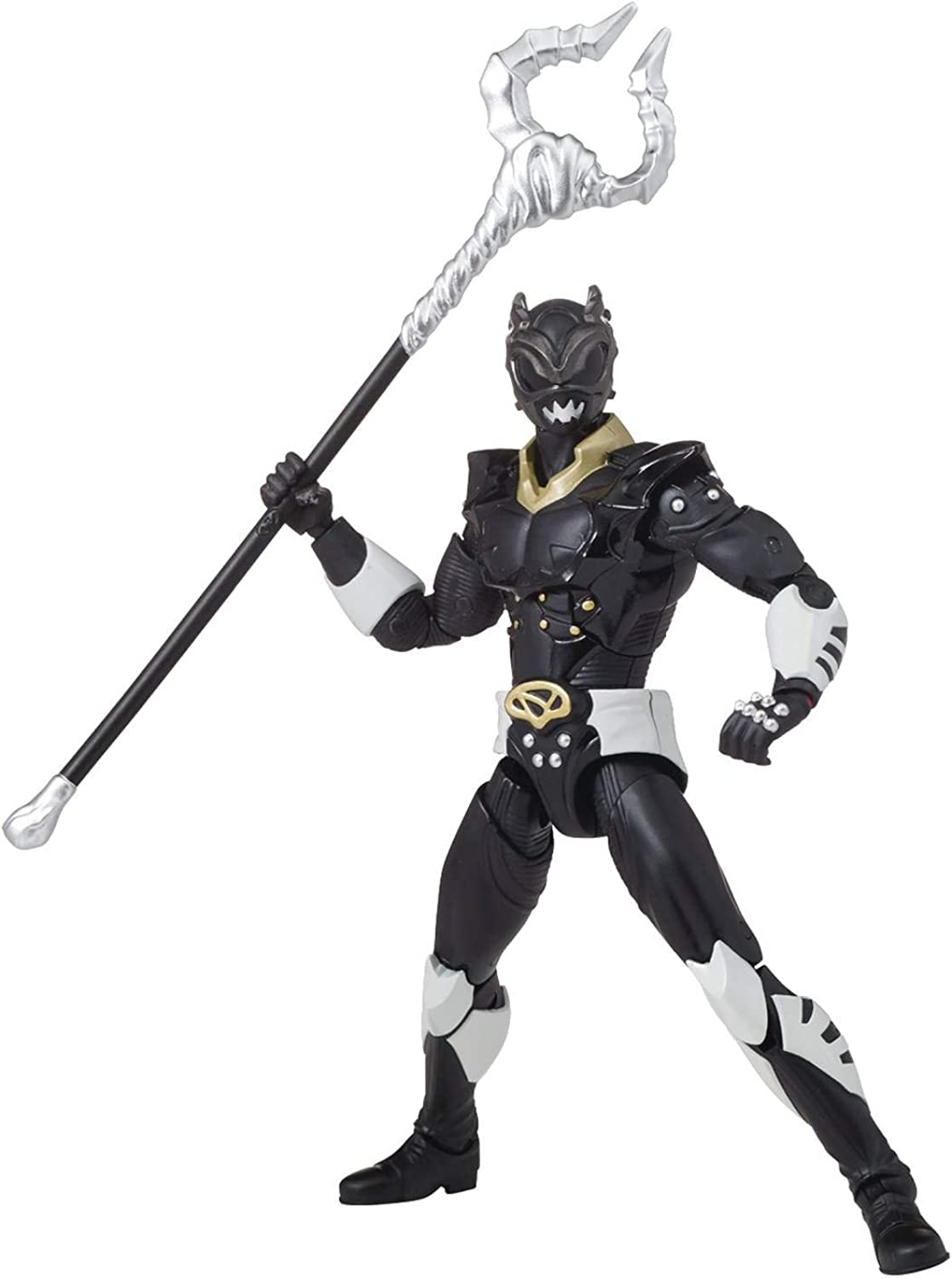 Power Rangers Legacy-in Space Psycho Black Ranger Action Figure