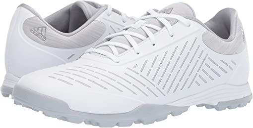 Footwear White/Clear Onix/Silver Metallic