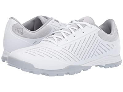 adidas Golf Adipure Sport 2 (Footwear White/Clear Onix/Silver Metallic) Women