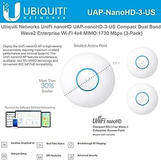 Ubiquit UniFi Nanohd 3-Pack