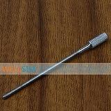 Generic 4Pcs Ultimaker Print Head Fixed high strength M3x80MM Fingertight Long screws Screwdriver #45 Carbon Materials 3D Printer