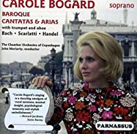 Soprano/Baroque Cant