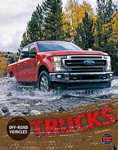 Off-Road Vehicles Trucks, Grades 4 - 8