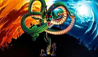 Masters of trade Shenron Dragonball DBZ Bulma goku TCG playmat, gamemat 24