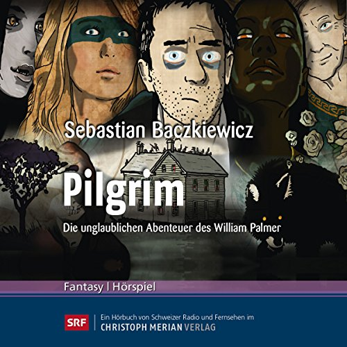 Pilgrim audiobook cover art