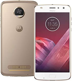 Motorola Moto Z2 Force XT1789 64GB Verizon Wireless CDMA NO-Contract Smartphone - Renewed Gold