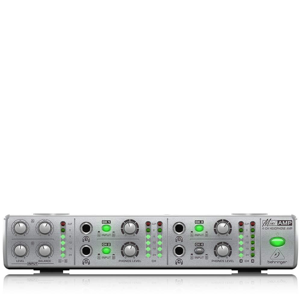Behringer AMP800 Four Channel Headphone
