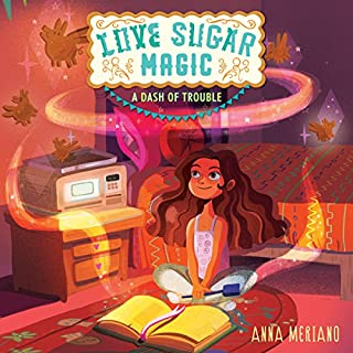 Love Sugar Magic audiobook cover art
