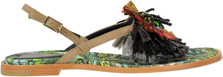 Sofia M... &Simona& Embellished Sandals Woman