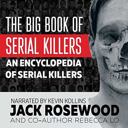 The Big Book of Serial Killers audiobook cover art