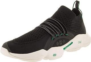 4624efc56d1a44 Reebok Men s DMX Fusion Black Basil Green Chalk Lifestyle Shoe 6.5 Men US