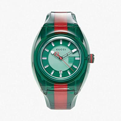 Gucci SYNC YA137113 (Green/Red) Watches