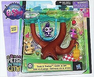 Pets in the City, Treats & Treetops, 3 Pets Set New 245 - 246 - 247