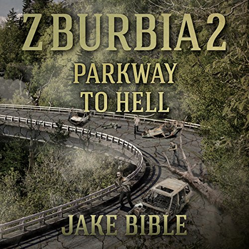 Z-Burbia 2: Parkway To Hell, Volume 2 cover art