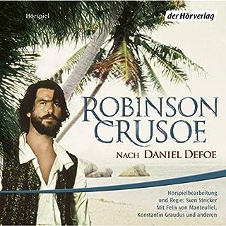 Robinson Crusoe cover art