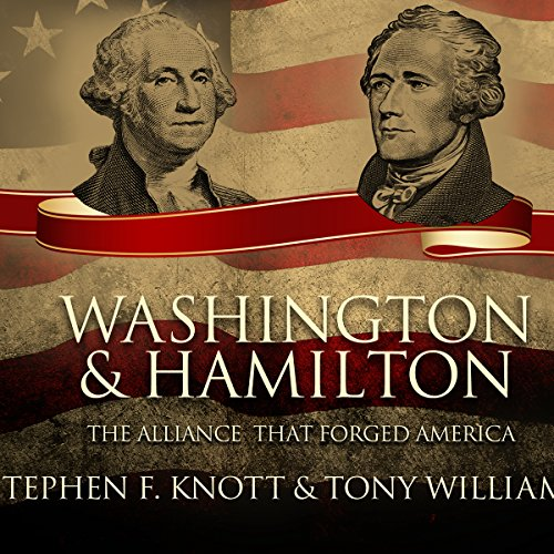 Washington and Hamilton Titelbild