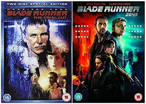 Blade Runner 1-2 Complete movie collection - Blade Runner: The Final Cut / Blade Runner 2049