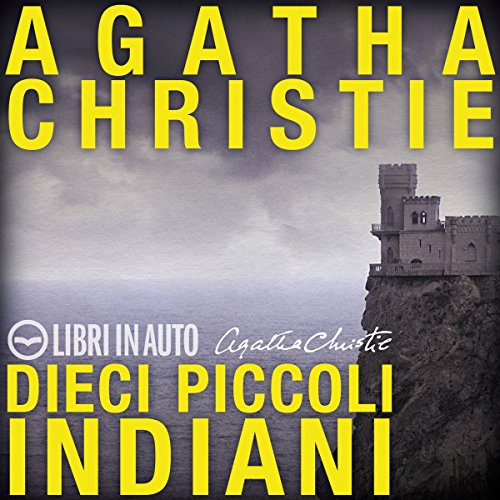 Dieci piccoli indiani audiobook cover art
