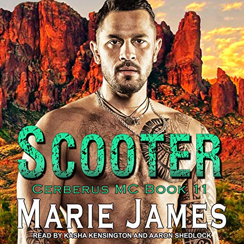 Scooter Audiobook By Marie James cover art