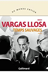 Temps sauvages Format Kindle