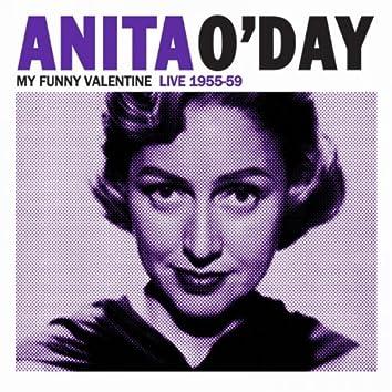 My Funny Valentine Live 1955-59