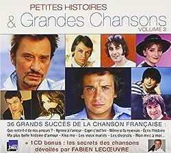 Petites Histoires Et Grandes Chansons /Vol.2 (3 CD)