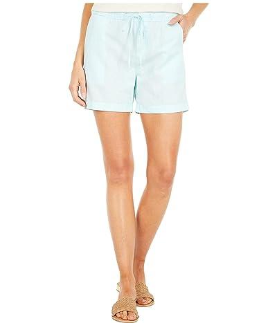 XCVI Wearables Quincy Cotton Linen Shorts