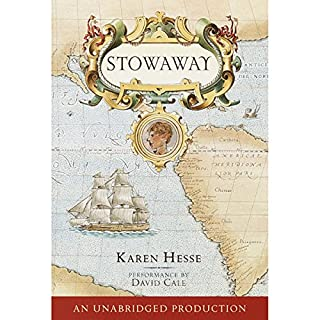 Stowaway audiobook cover art