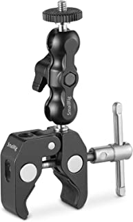 SmallRig スーパークランプマウント ボールヘッドアーム 多機能ダブルボールアダプタ Ronin-M/Ronin MX/Freefly MOVIなど対応-2164