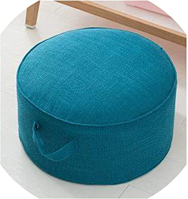 Amazon.com: 2 piezas Fashion redondo taburete de Bar cojín ...