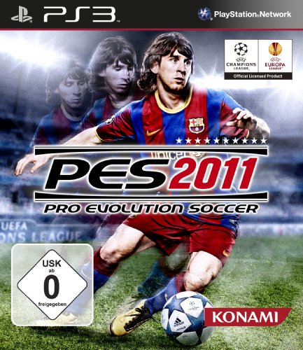 PES 2011 - Pro Evolution Soccer [Importación alemana]
