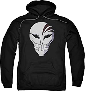 Bleach Mask Unisex Adult Pull-Over Hoodie for Men and Women