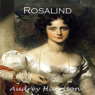 Rosalind: A Regency Romance audiobook cover art