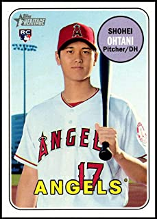2018 Topps Ohtani Rc