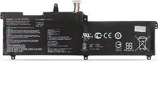 ノートパソコンのバッテリーC41N1541 Laptop Battery for Asus Rog Strix GL702 GL702V GL702VM GL702VMK GL702VS GL702VSK GL702VT GL702ZC G70...