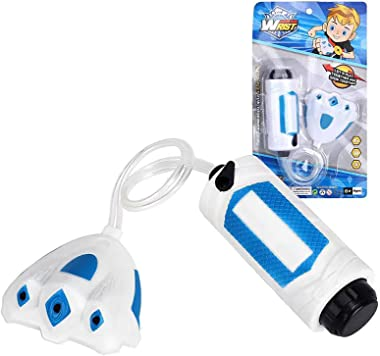 Shellee Mini Wrist Sprinkler,Squirt Water Sprinkler Game, Summer Beach Stress and Anxiety Relief Parent-Child,Swimming Pool W