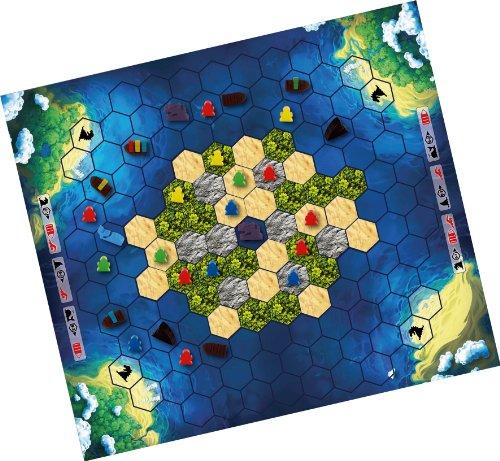 Asmodee- The Island - Español (ISL01): Amazon.es: Juguetes y juegos