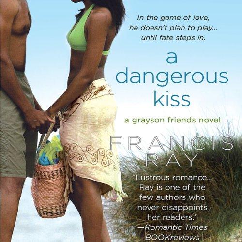 A Dangerous Kiss audiobook cover art
