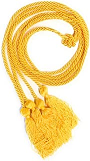 gold graduation cord