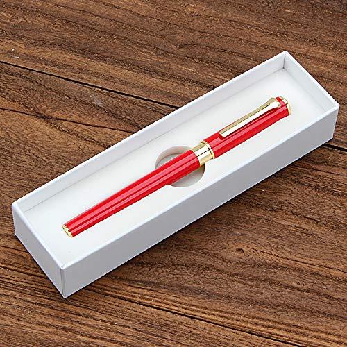 Paquete de 2, caja de regalo de escritura de bolígrafo: utilice cartuchos de tinta estándar con el...