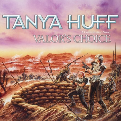 Valor's Choice audiobook cover art