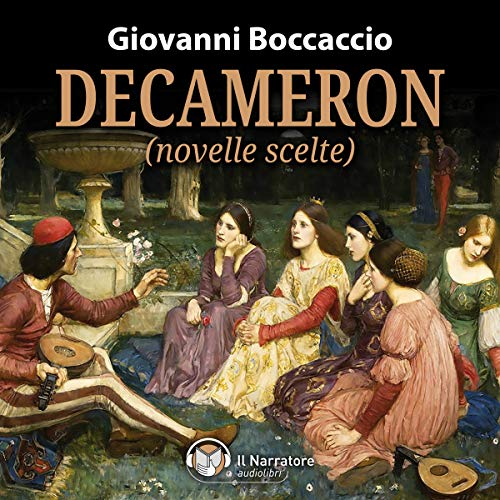 Decameron cover art