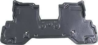 Garage-Pro Front Engine Splash Shield for INFINITI M37/M56 2011-2013 / Q50 2014-2018 Under Cover RWD