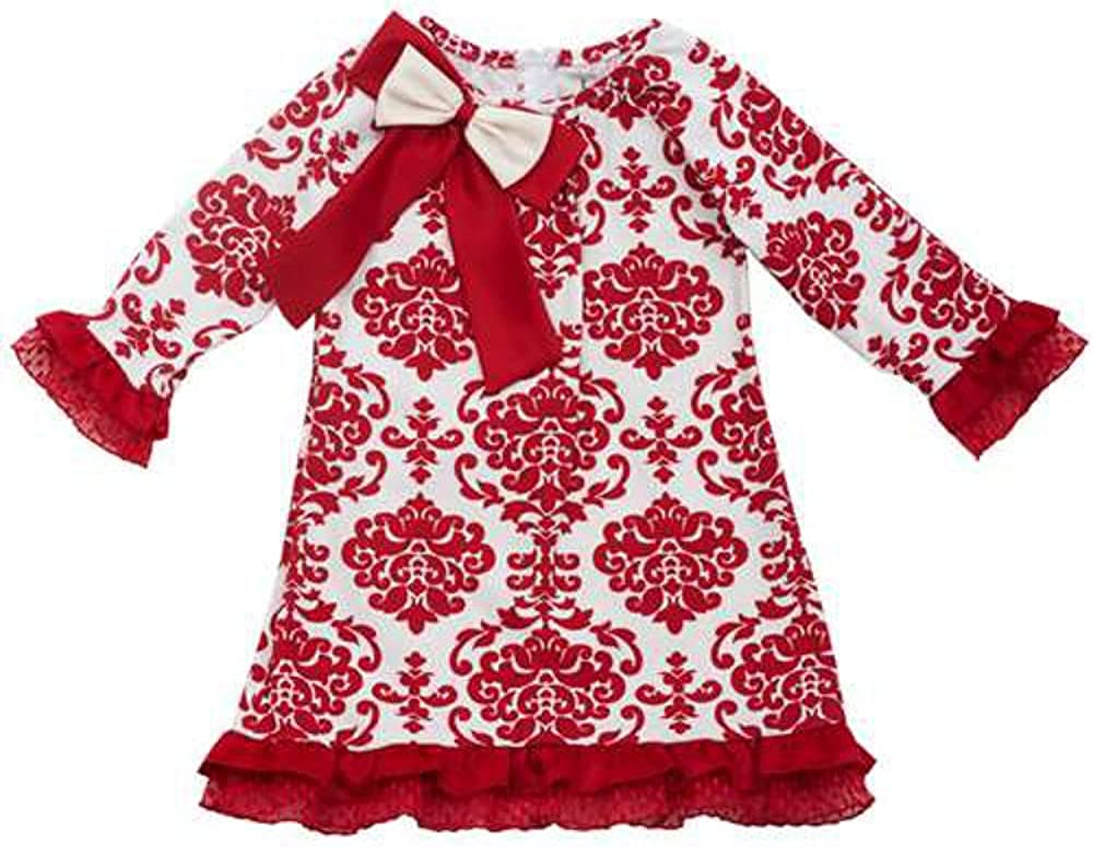 Red Toile Dress - Special Occassion Dress 5
