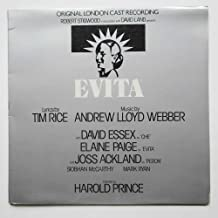 [LP Record] Evita - By Elaine Paige As Evita