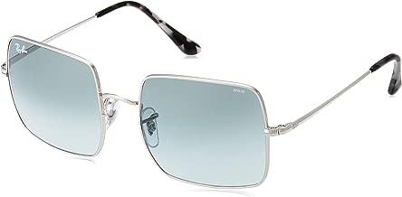 Ray-Ban RB1971 Square Evolve Photochromic Metal Sunglasses