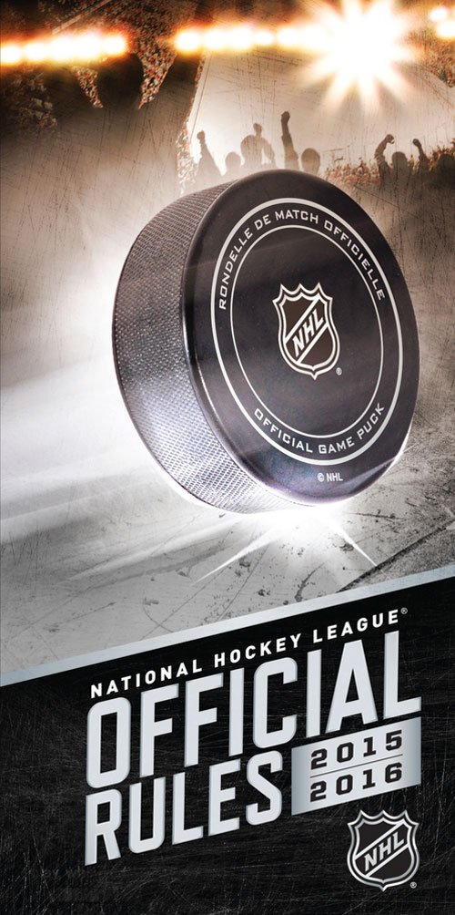 Image OfOfficial Rules Of The NHL 2015-2016