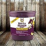 Horse Health Vita-E & Selenium Crumbles, Supports Optimal Muscle Health in Horses, 3 pound...